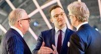Spahn dankt auf Neujahrempfang der Deutschen Ärzteschaft für Unterstützung in Debatte um Organspende