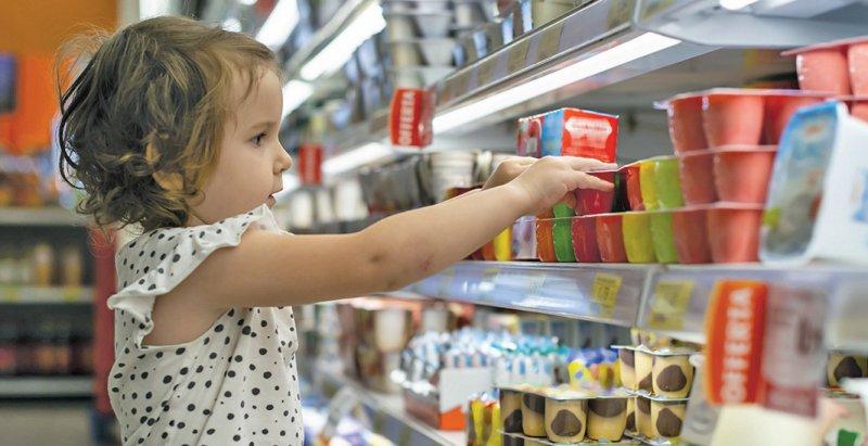 Zucker in Lebensmitteln für Kinder ist ein Streitthema in der Großen Koalition. Foto: Deyan Georgiev/stock.adobe.com