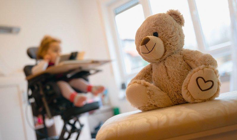 Weltweit 100 Kinder sollen Zolgensma kostenfrei über ein Härtefallprogramm erhalten. Foto: picture alliance/Sebastian Gollnow/dpa