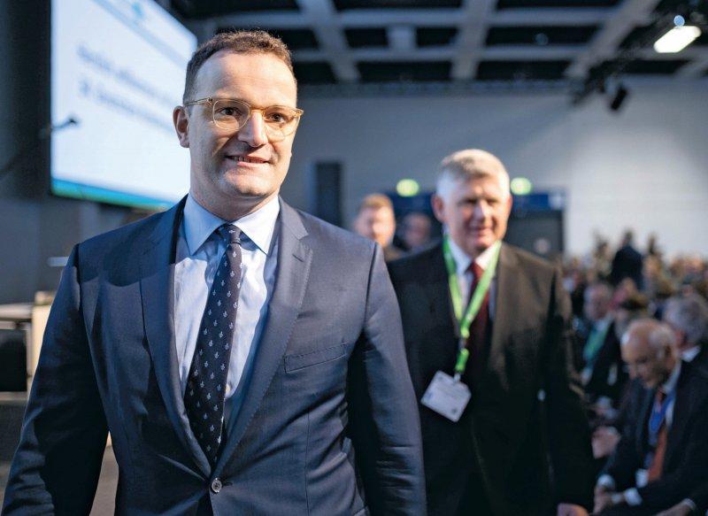 Bundesgesundheitsminister Jens Spahn (CDU) kündigte an, dass die Bundesregierung während der deutschen EU-Ratspräsidentschaft ab 1. Juli die Schaffung eines europäischen Rahmenwerks für Gesundheitsdaten unterstützen werde. Foto: berlin-event-foto.de