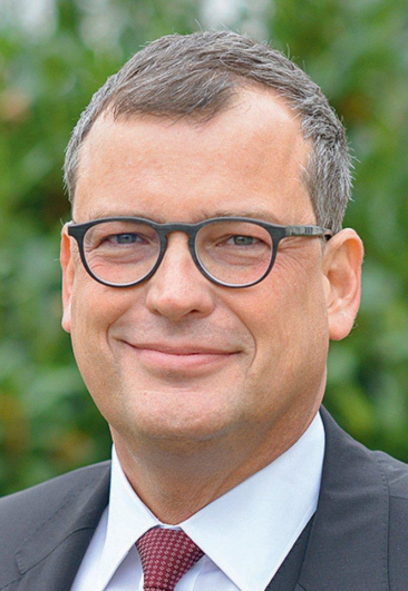 Gerald Haug, Foto: Markus Scholz für die Leopoldina