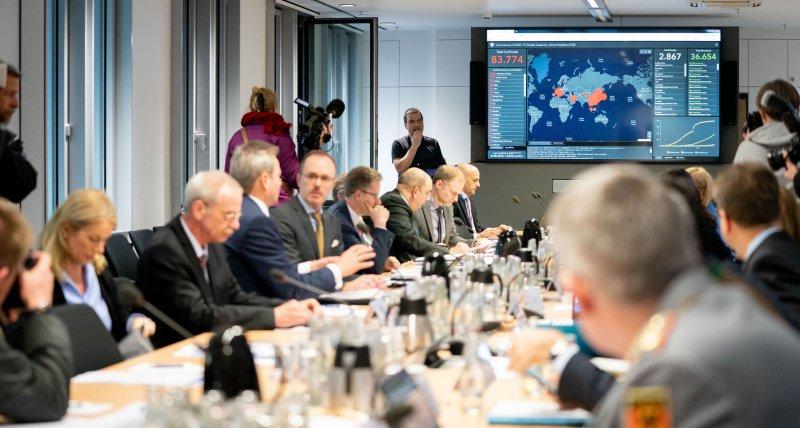 SARS-CoV-2: Zahl der Infizierten in Deutschland erhöht sich weiter