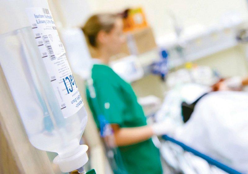 Rund 17 000 Patienten mit Inflenza wurden in dieser Saison bislang stationär behandelt. Foto: picture alliance/Sven Hoppe/dpa