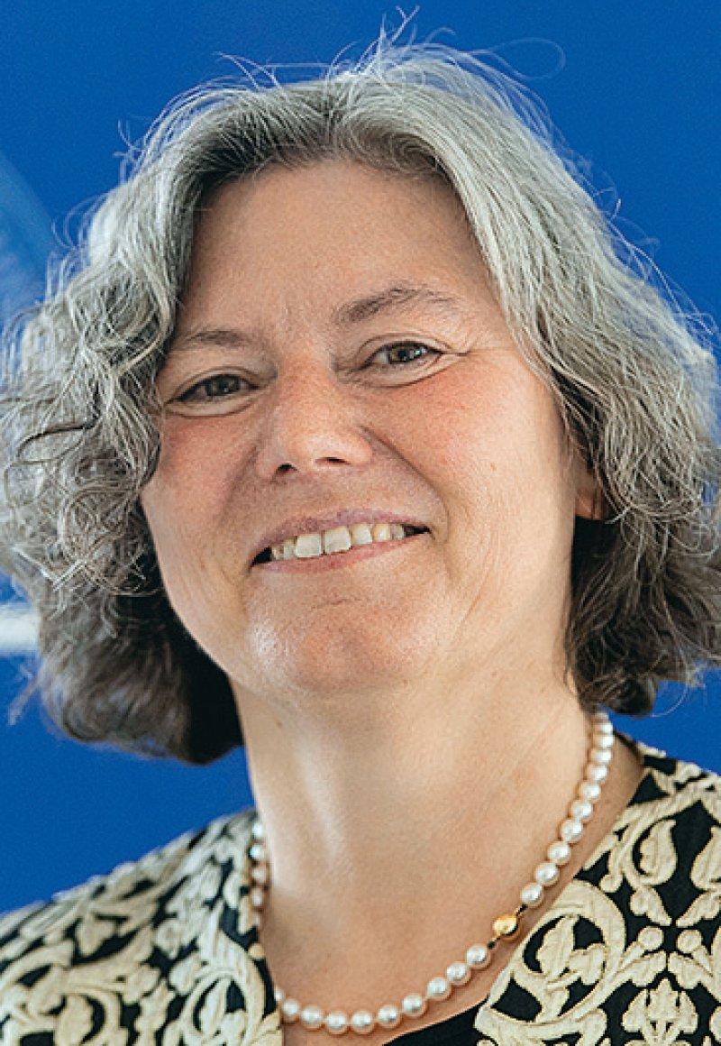 Kerstin Krieglstein, Foto: Patrick Seeger/Universität Freiburg