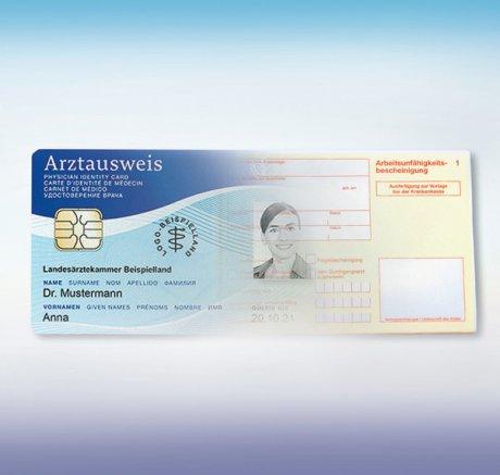 Elektronischer Heilberufsausweis
