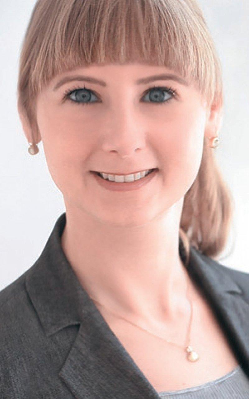 Johanna Wrede, Fachärztin für Oralchirurgie, setzte in ihrer Klinik als erste eine Gefährdungsbeurteilung für ihren Arbeitsplatz im OP um. Foto: privat