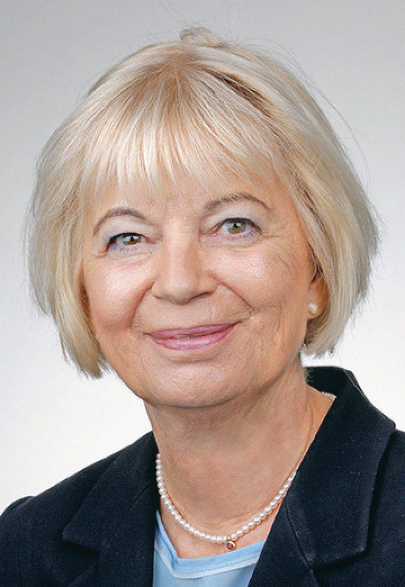 Monika Klinkhammer-Schalke, Foto: Tumorzentrum Regensburg