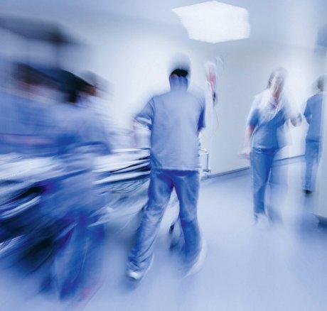 Gesundheit von Krankenhauspersonal