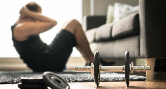 Schließung Fitnessstudios