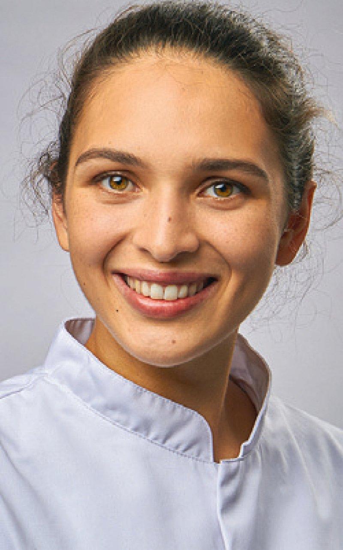 """""""Auf Dauer können Medizinstudierende nicht ausschließlich virtuell ausgebildet werden."""" Yasmin Youssef, Medizinstudentin in Leipzig. Foto: privat"""
