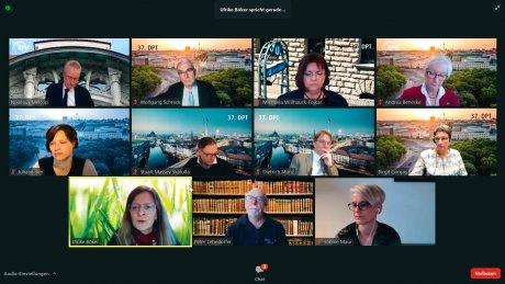37. Deutscher Psychotherapeutentag digital