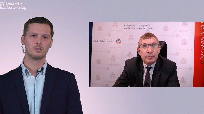 Interview mit Prof. Dr. Klaus Cichutek