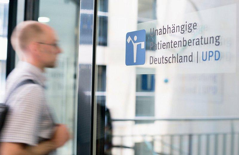 Die unabhängige Beratung für Patientinnen und Patienten soll künftig verstetigt werden. Foto: Tessa Müller