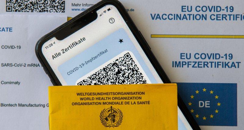 Verordnung für digitalen EU-Impfnachweis unterzeichnet