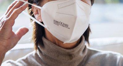 COVID-19: Wirksamkeit des Mund-Nasen-Schutzes