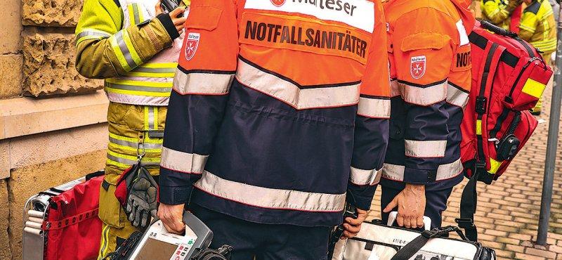 Mehr Rechtssicherheit für Notfallsanitäter ist das Ziel der Novelle. Foto: picture alliance/dpa/Tino Plunert