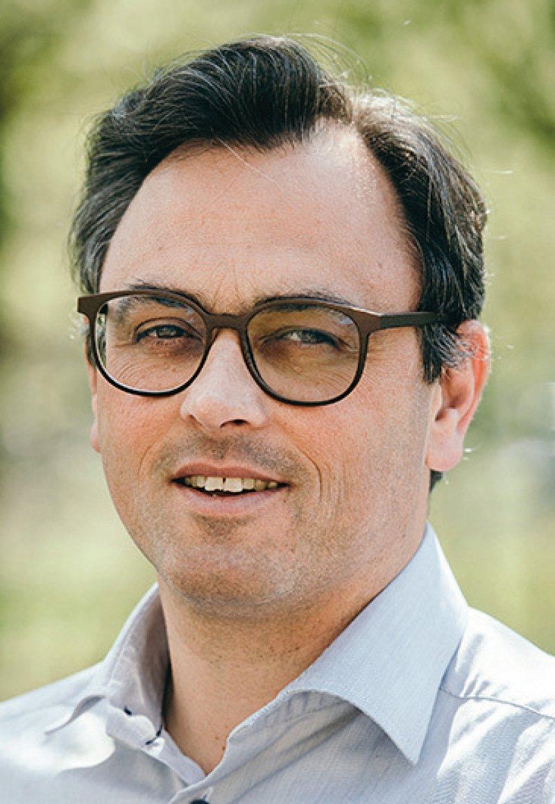 Christian Karagiannidis, Foto: Kliniken Köln/Felix Schmitt