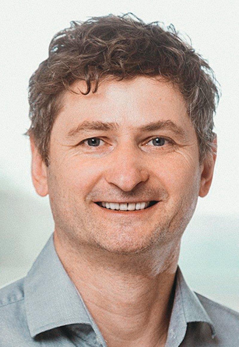 Jörg Vogel, Foto: HIRI