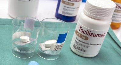 COVID-19: Wann erzielt Tocilizumab die beste Wirkung?