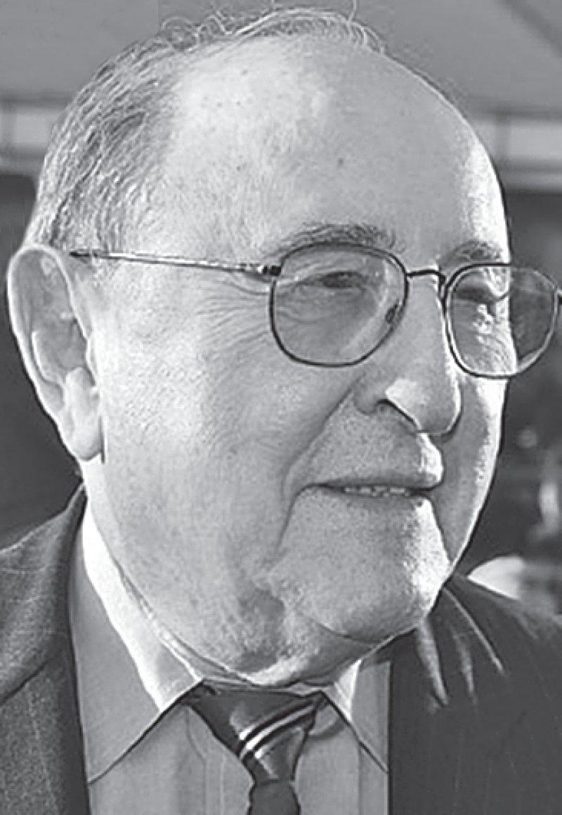 Bernhard Lown, Foto: IPPNW