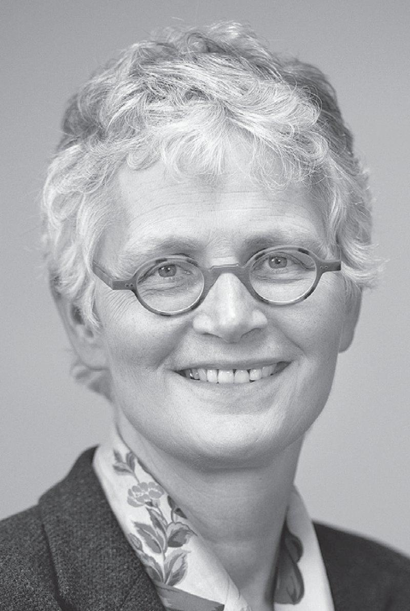 Heidrun Gitter, Foto: ÄKHB