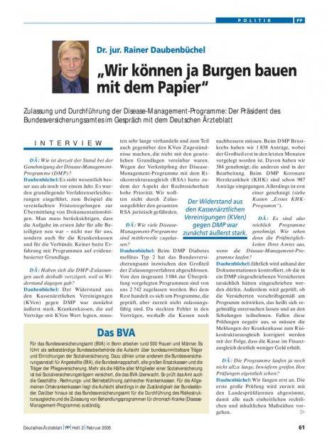Dr. jur. Rainer Daubenbüchel