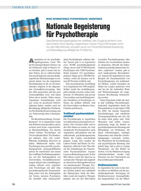 Reihe Internationale Psychotherapie