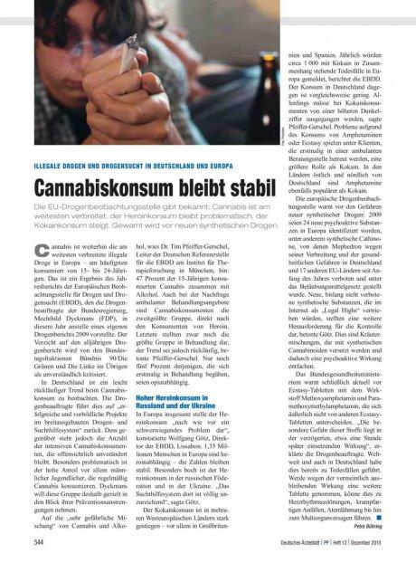 Illegale Drogen und Drogensucht in Deutschland und...