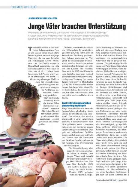 Jugendschwangerschaften