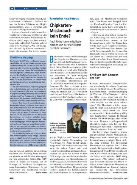 Bayerischer Hausärztetag