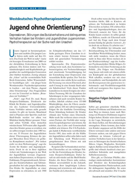 Westdeutsches Psychotherapieseminar