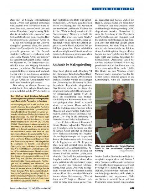 Das Klinikum Nord Heidberg-Ochsenzoll/ Abteilung...