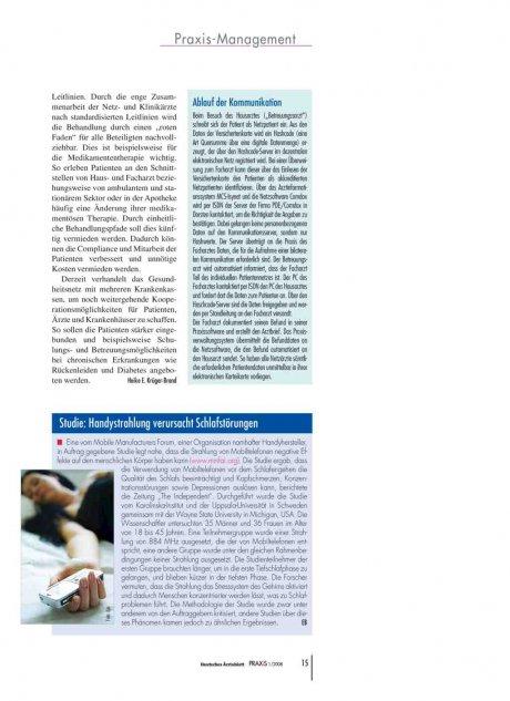 Studie: Handystrahlung verursacht Schlafstörungen