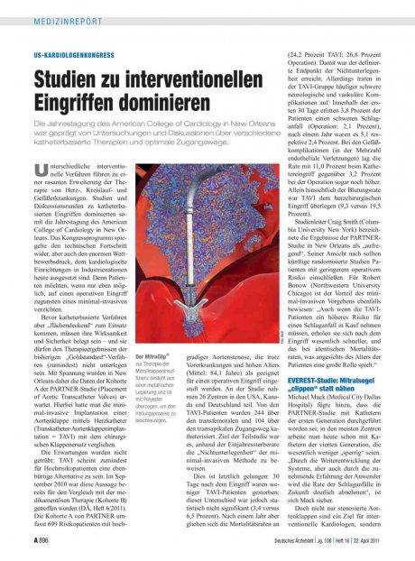 US-Kardiologenkongress