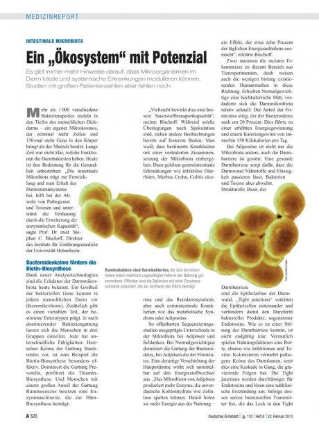 Intestinale Mikrobiota