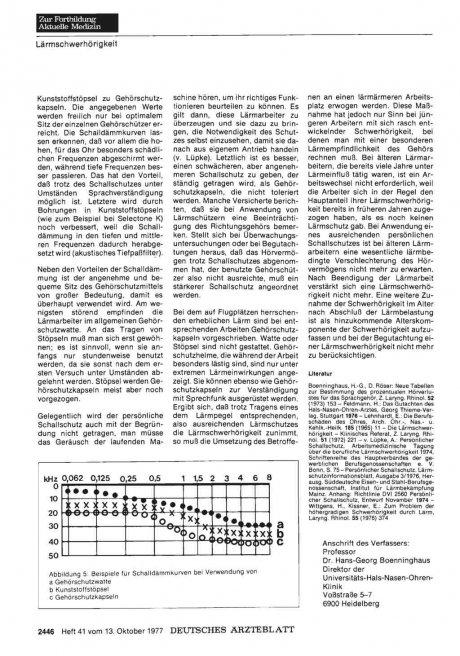 KARZINOMSERIE : Das Bronchialkarzinom