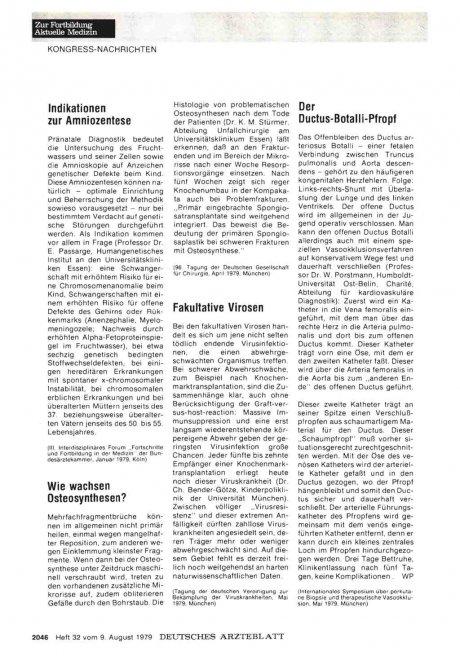 Der Ductus-Botalli-Pfropf