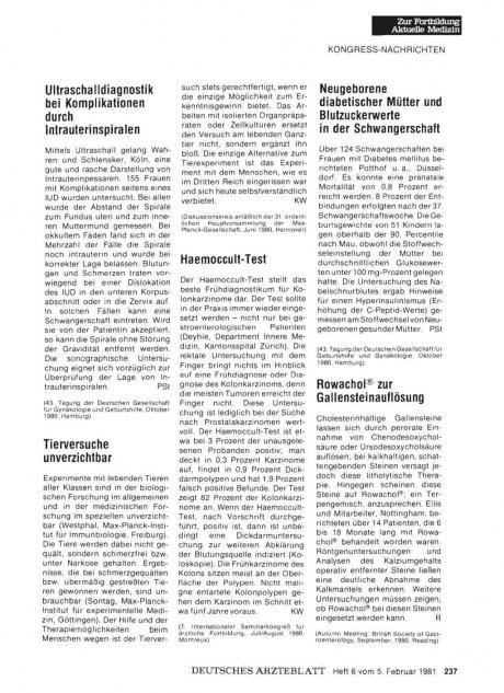 Rowachol® zur Gallensteinauflösung