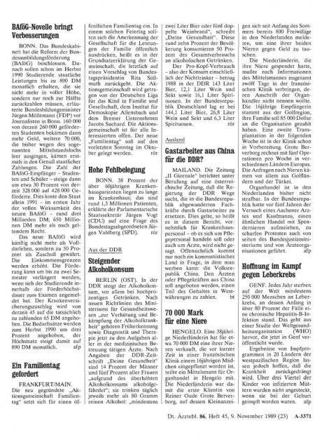 Gastarbeiter aus China für die DDR?