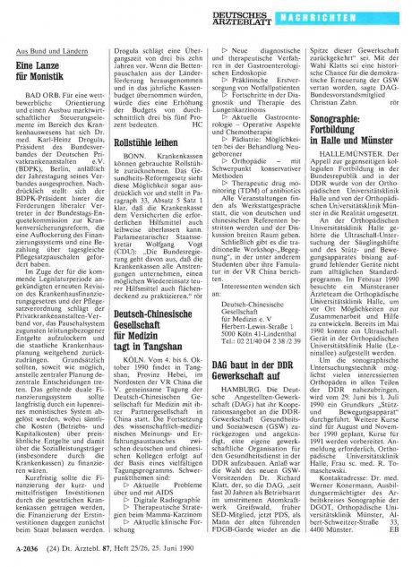 DAG baut in der DDR Gewerkschaft auf