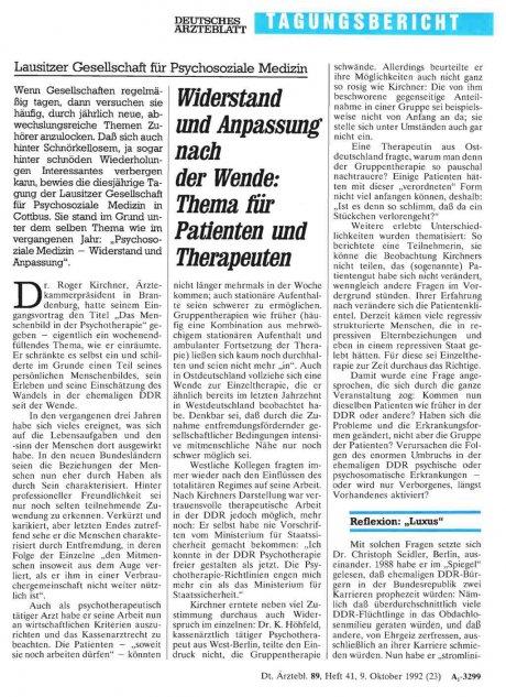 Lausitzer Gesellschaft für Psychosoziale Medizin