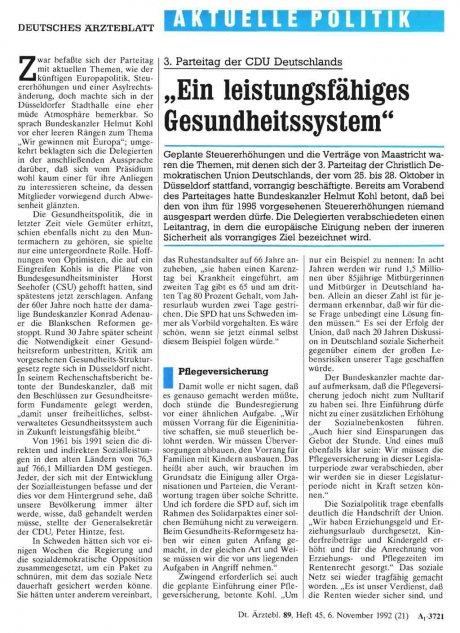 3. Parteitag der CDU Deutschlands