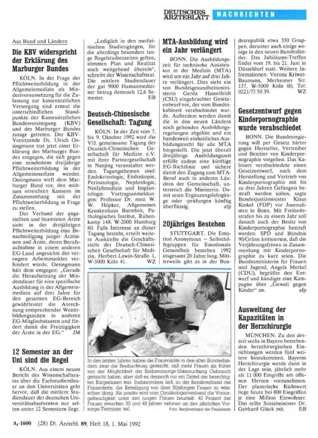 Deutsch-Chinesische Gesellschaft: Tagung