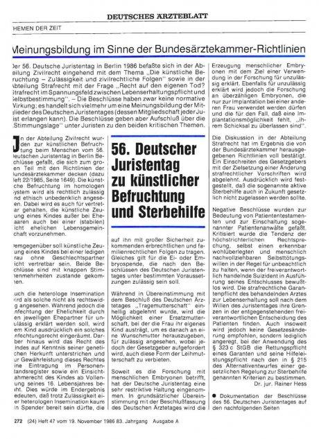 56. Deutscher Juristentag zu künstlicher...