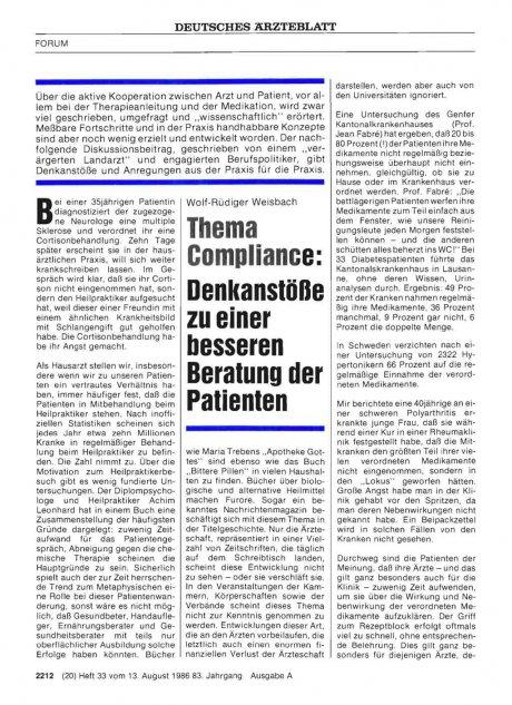 Thema Compliance