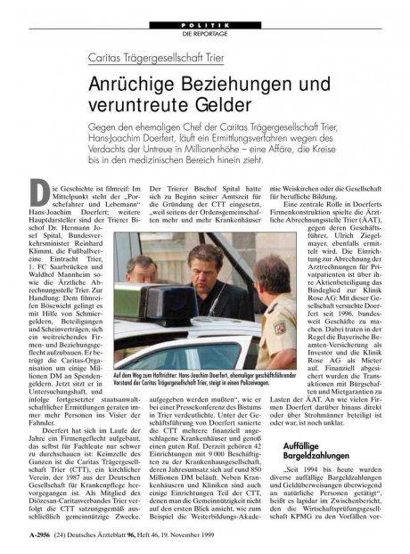 Caritas Trägergesellschaft Trier