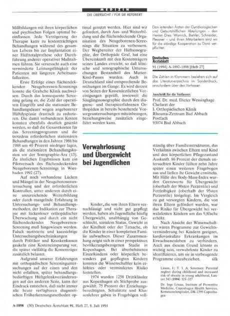 Molekulare Genetik in der Medizin: Retinoblastom