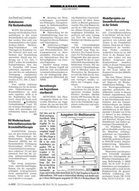 KV Niedersachsen: Informationssystem für Arzneimitteltherapie